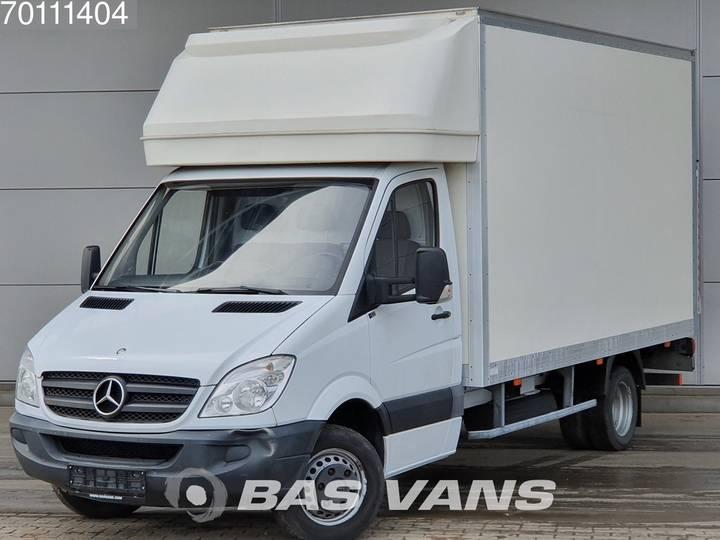 Mercedes-Benz Sprinter 513 CDI 130pk Bakwagen Laadklep Zijdeur Airco 20... - 2012