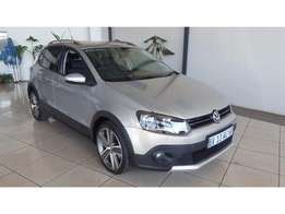 2012 Volkswagen Cross Polo 1.6 Comfortline