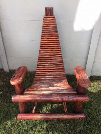 Comfy Wooden Deck Chairs Blouberg Sands - image 3