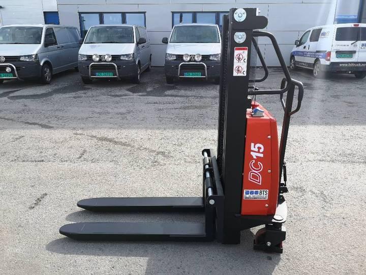 Heli Cbs15j M200 - 1,5 Tonns Ledestabler - 2019