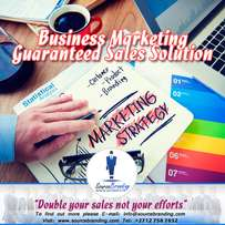 Guaranteed business sales solutions