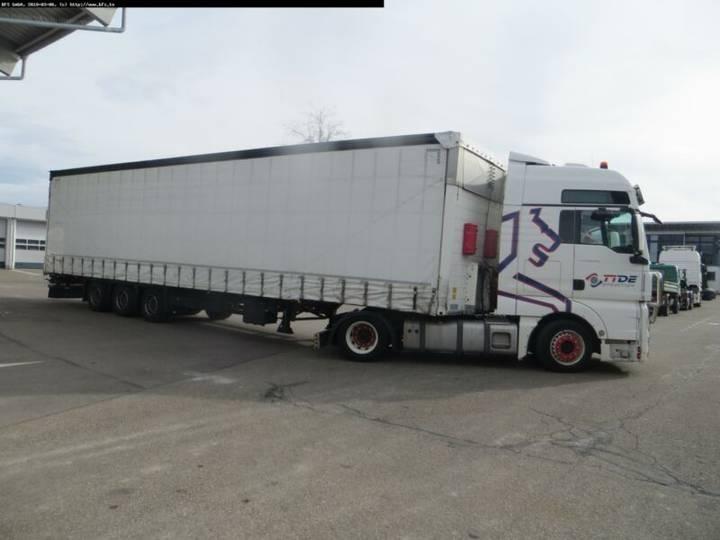 Schmitz Cargobull Sattelauflieger SCS 24/L - 13.62 E B MUTLOS verb - 2014