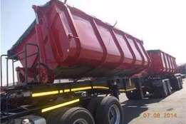 Hydraulic and pto fitment on trucks for tippers and cylinder supply