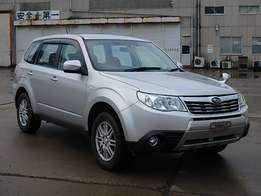 Subaru forester new imported on sale.