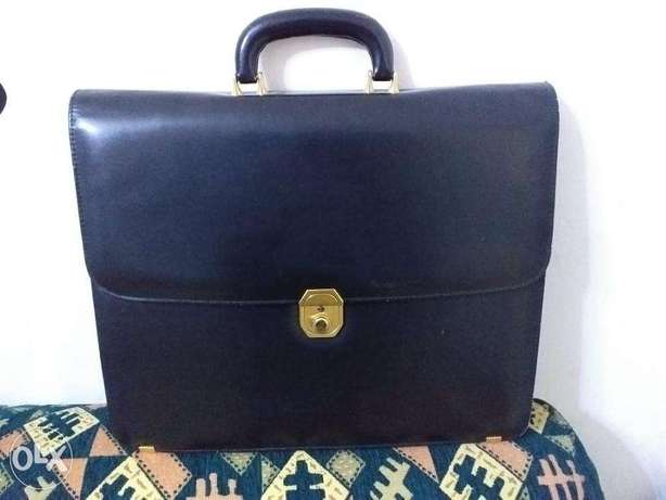 man bag genuin leather for 125000 LL