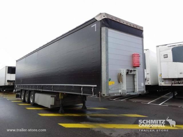 Schmitz Cargobull Semitrailer Rideaux Coulissant Standard - 2015