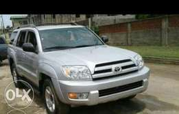 Tokunbo. ,Toyota 4runner with leather, DVD, reverse Camera, Auxiliary