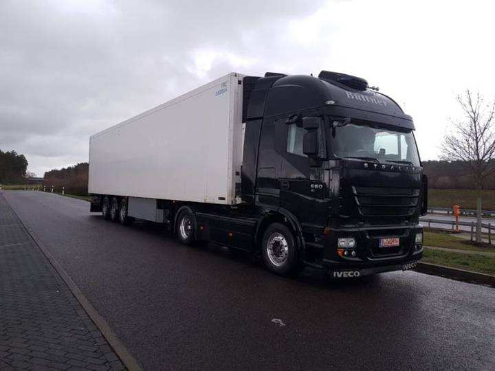 Iveco Stralis AS 440S56T/P - 2013