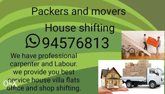 Muscat+movers+house shifting sjems