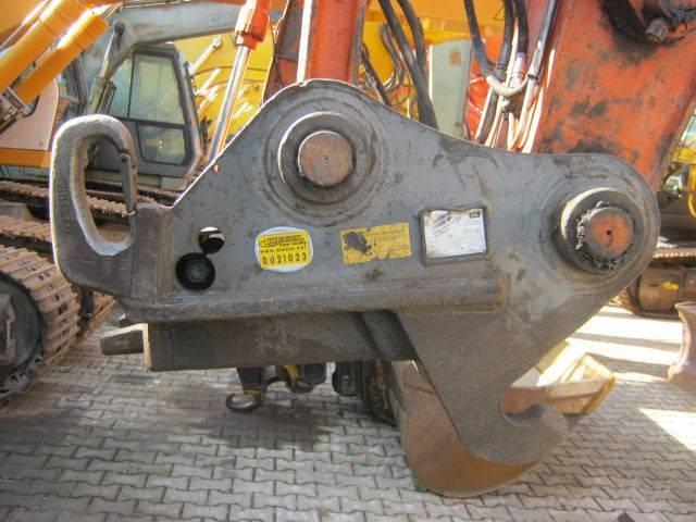 Hitachi Baumaschinen Technik - 2008