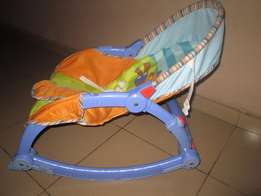 Fisher Price Baby Rocker with batteries