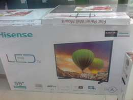 Hisense tv 55'' full HD Led smart.