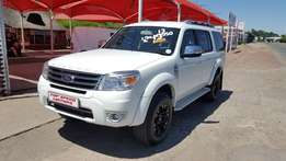 2013 Ford Everest3.0 TDCI XLT 7-Seater