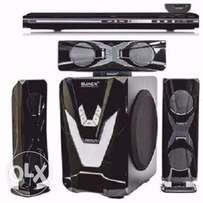 Djack DJ-Y3L Home Theatre System with Bluetooth Function + Powerful DV