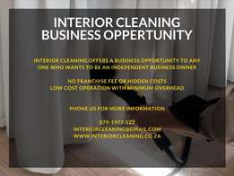 Interior Cleaning Business Oppertunigy