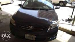 2010 Toyota Corolla in Great Condition