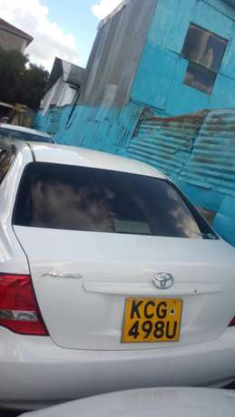 Its a toyota Axio which is in good condition and ready to move. Nairobi West - image 5