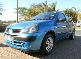 Renault Clio 1.2-Low kms