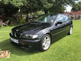 2003 BMW 3 Series 320i A/t (e46) in good condition with a low mileage.