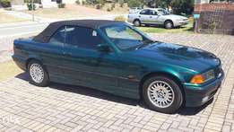 1995 bmw 328i convertible
