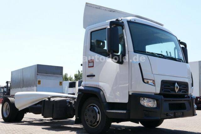 Renault D 180.75 Fahrgestell Klima Euro 6 Motorschaden - 2015