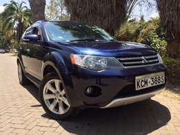 Mitsubishi Outlander 2.4Litre/7 seater/Optional 4wd