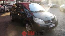 RENAULT scenic II expression