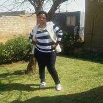 Hy I'm Alina I'm looking for a job as a domestic worker
