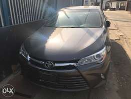 Brand new Toyota Camry 2015 with low mileage