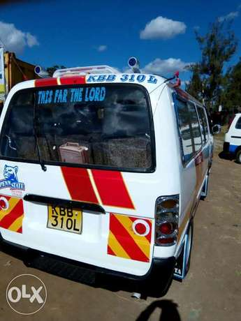 Extremely clean Toyota shark 5L Thika - image 1