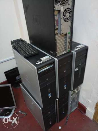 HP full tower core 2 duo. 2gb ram 160gb hdd Nairobi CBD - image 2