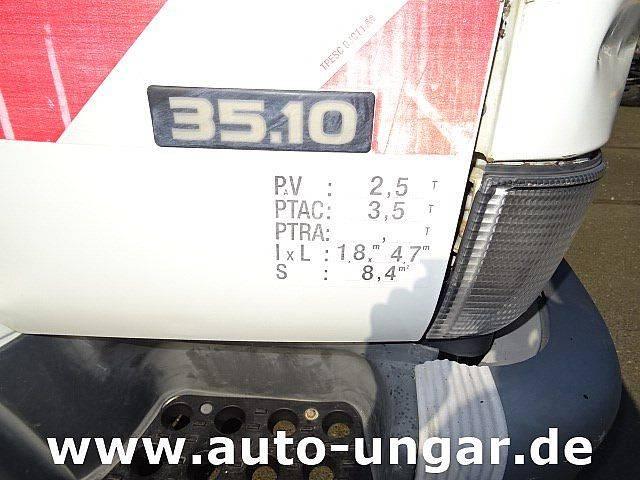 Mercedes-Benz Nissan Cabstar 35.10 PB M50T Müllwagen 3.500kg - 2006 - image 10