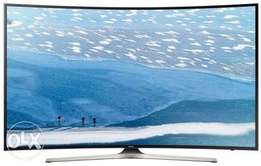 49 inches Samsung smart led curved tv