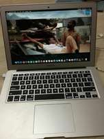 Slightly used Mac book air
