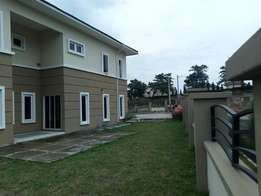 4bedroom duplex attached with 2rooms at kolapo-ishola estate