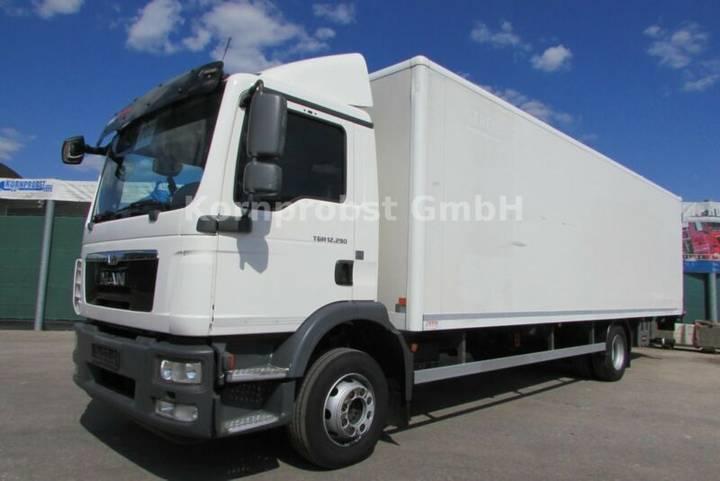 MAN TGM 12.290 4x2 BL - Koffer 8,20 - LBW - Nr.: 702 - 2014