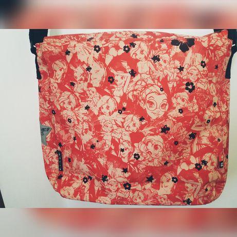 59257656c81af Nowa duża torba szkolna na ramię.Oryginalna Disney witch czarodziejki  Zamość - image 3