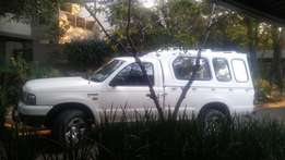Very nice bakkie for sale. First come first serve