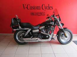 Stunning Fatbob Price Has Been Reduced by R12 000.00!