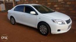 Toyota Axio for quick sale