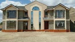 4 bedroom semi-detached new houses in syokimau