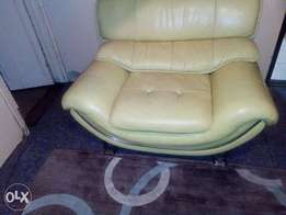 3 piece leather couches