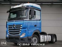 Mercedes Actros 1842 LS - To be Imported