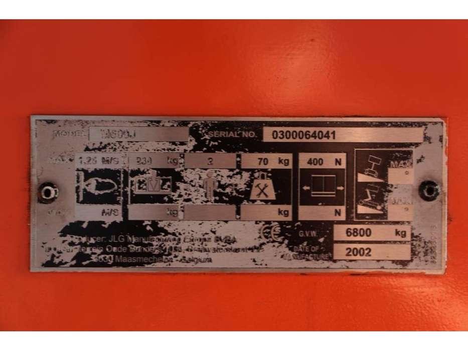 JLG M600J - 2002 - image 6