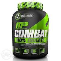 Musclepharm's Combat Isolate protein supplements for gym