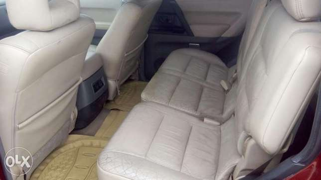 Neat 2002 Mitsubishi Montero For Giveaway Port Harcourt - image 5