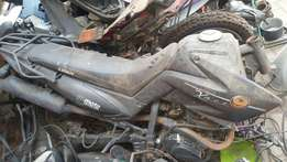 Gomoto 200cc bike for spares