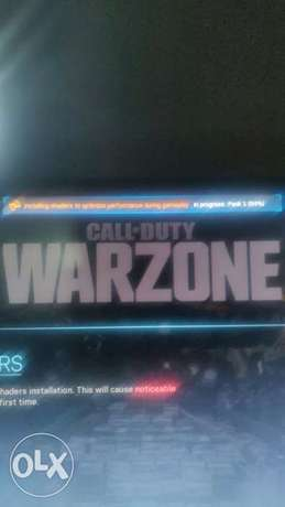 call of duty warzone on ps4