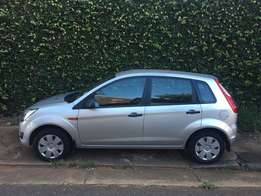 R32000 Ford Figo Ambiente Silver with 66000km