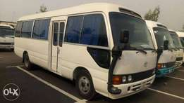 Pristine 2006 High roof long chassis Injector engine Toyota coaster